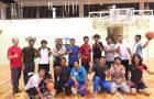 Meski diiringi hujan, kegiatan rutin olahraga WNI di Kumamoto tetap berlangsung