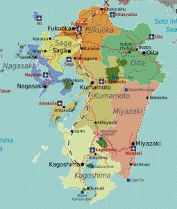 Japan_Kyushu_Map-e1436323053506